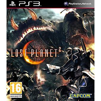 Lost Planet 2 PS3-spel