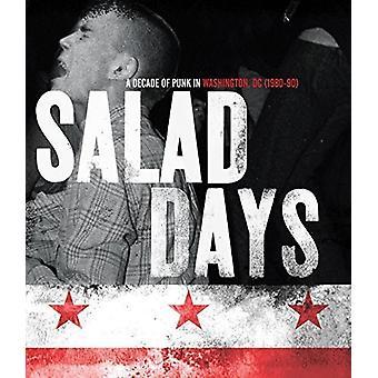 Salad Days: Decade of Punk in Washington Dc [Blu-ray] USA import