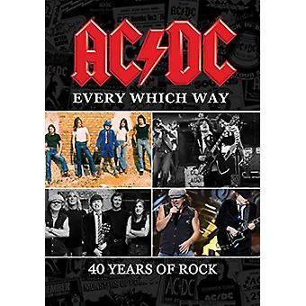 Ac/Dc - Every Which Way [DVD] USA import