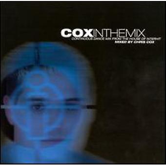 Cox in the Mix - Cox in the Mix [CD] USA import