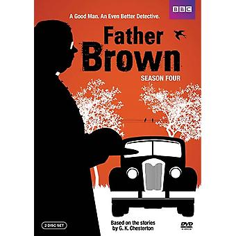 Father Brown: Season Four [DVD] USA import