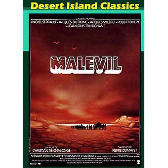 Malevil [DVD] USA import