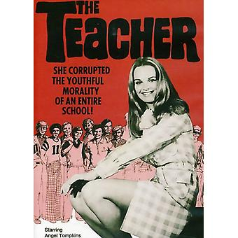 Teacher [DVD] USA import