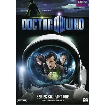 Doctor Who - Doctor Who: Season Six Part One [DVD] USA import