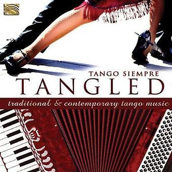 Tango Siempre - Tangled [CD] USA import