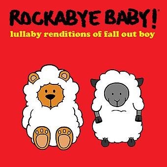 Rockabye Baby - Lullaby Renditions of Fall Out Boy [CD] USA import