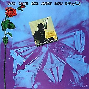 Anthony Red Rose - Red Rose Will Make You Dance [CD] USA import
