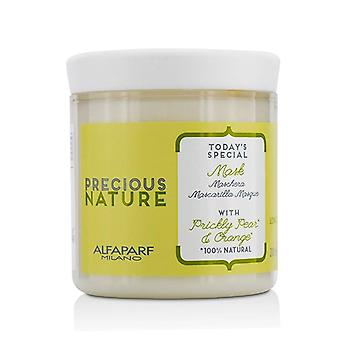 Alfaparf Precious Nature Today's Special Mask (for Long & Straight Hair) - 200ml/6.91oz
