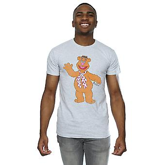 Disney Men's The Muppets Classic Fozzy T-Shirt