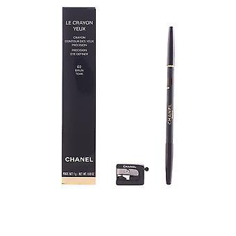 Chanel Le Crayon Yeux #69-gris centelleante 1 Gr para las mujeres