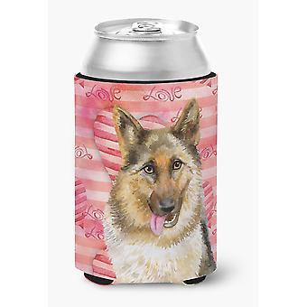 Carolines Treasures  BB9741CC German Shepherd Love Can or Bottle Hugger