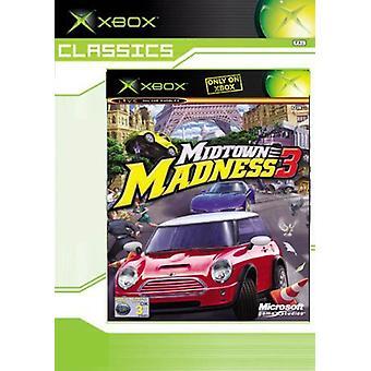 Midtown Madness 3 (Xbox Classics) - Nowość