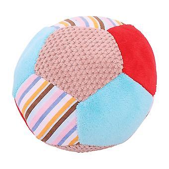 Bigjigs Toys Soft Plush Bruno Rattle Ball Sensory Newborn Baby Gift