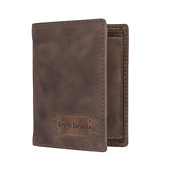 Bruno banani mens wallet wallet purse Brown/Cognac 2752