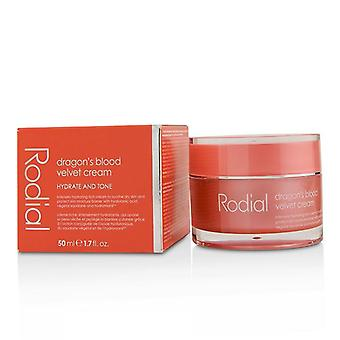 Rodial Dragon's Blood Velvet Cream - 50ml/1.7oz