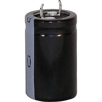 Teapo elektrolyyttistä SLQ157M450S1A5S30K kondensaattori-laajennuksen 10 mm 150 µF 450 V 20 % (Ø x K) 30 x 30 mm 1 PCs()