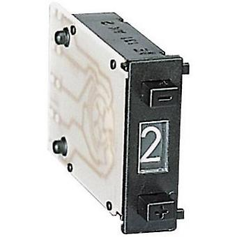 Hartmann SMC-D-131-AK-2 Coded rotary switch BCD 0-9 Switch postions 10 1 pc(s)