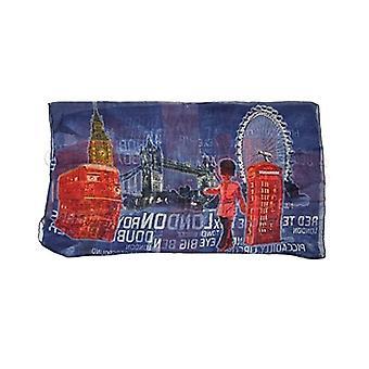 Union Jack käyttää Union Jack London kuvaketta Scarve
