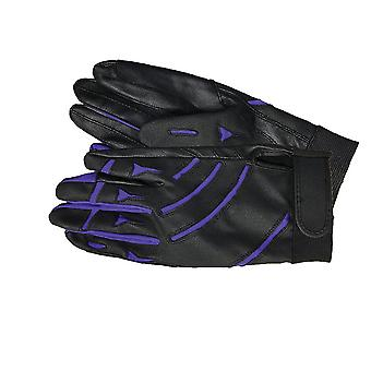 Mark Todd Adults Sports Leather Riding Gloves