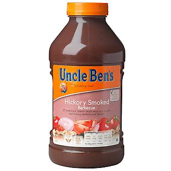 Uncle Bens Hickory Smoked BBQ Sauce