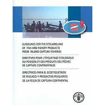 Richtsnoeren voor de milieukeuren van vis en visserijproducten van l