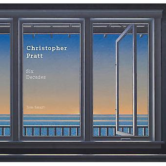 Christopher Pratt - zes decennia door Tom Smart - 9781770851283 boek