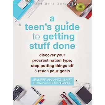 اكتشاف الدليل في سن المراهقة للحصول على الأشياء القيام به--الخاص بك التسويف T