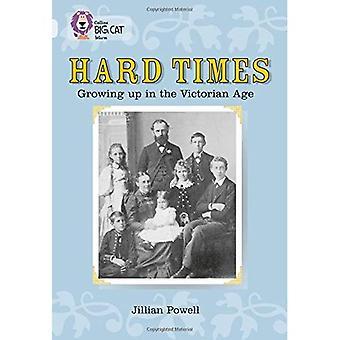 Harde tijden: Band 17/Diamond: Growing Up in het Victoriaanse tijdperk (Collins Big Cat)