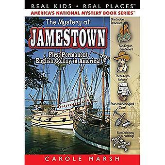 Geheimnis in Jamestown (echte Kinder realen Orten Reihe, Band 17)