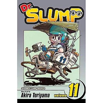 Dr. Slump: Band 11 (Dr. Slump)