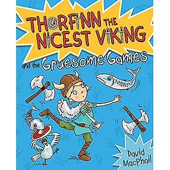 Thorfinn and the Gruesome Games (Young Kelpies: Thorfinn the Nicest Viking)
