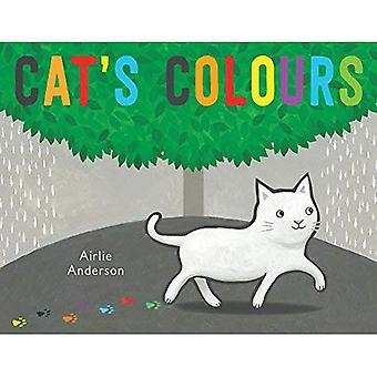 Couleurs du chat (un jeu d'enfant, bibliothèque)