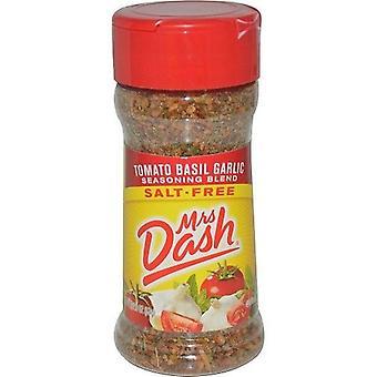 Mrs Dash pomidor bazylia czosnek soli sezonowania mieszanka 2 butelki Pack