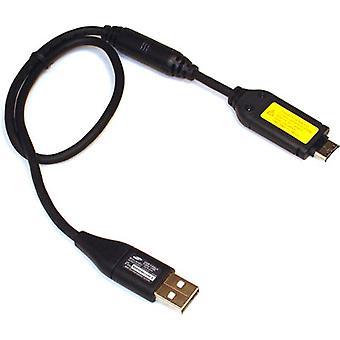 Samsung SUC-C7 USB Data Cable Digimax WB500 WB550 PL50 ST50 L100 SL202 SL620 L200 SL102 HZ15W SL420