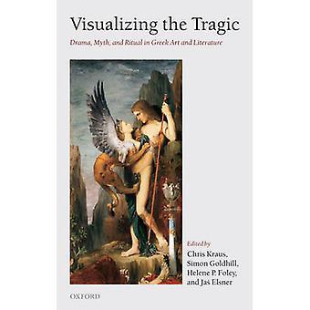 تصور أسطورة الدراما المأساوية والطقوس في الفن اليوناني، والمقالات الأدب في شرف زيتلين Froma كريس & كراوس