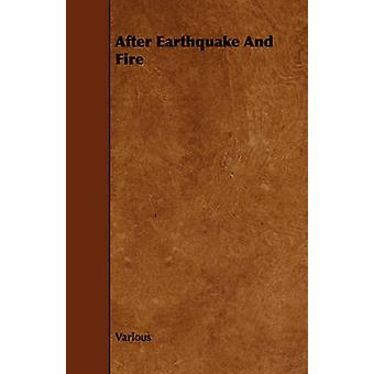 After Earthquake and Fire by Various