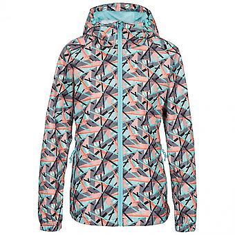 Trespass damskie oddają wodoodporny Packable płaszcz z kapturem TP75