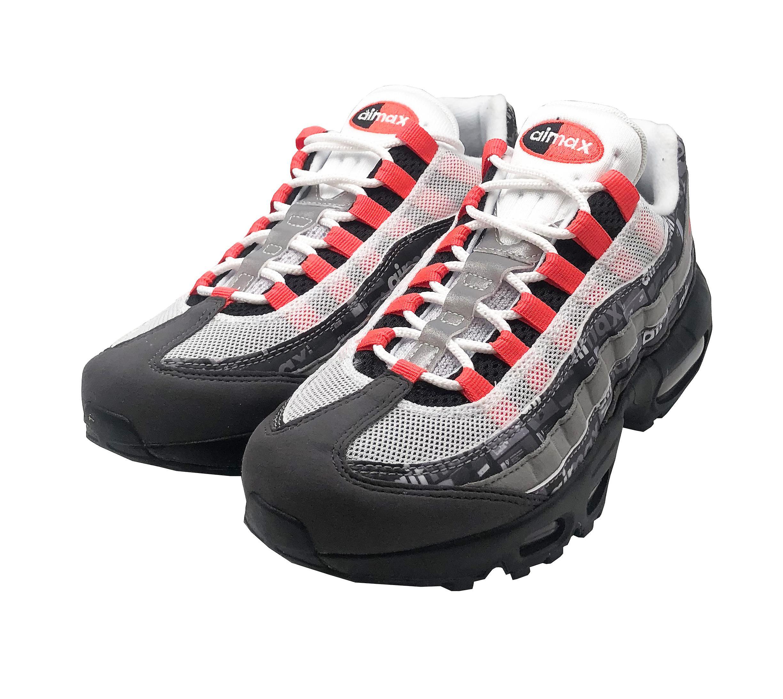 Nike Air Max 95 PRNT AQ0925 002 Womens utbildare