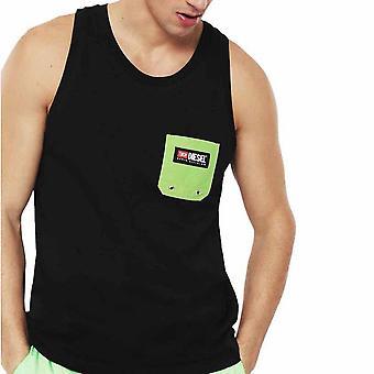 Diesel BMOWTLOCO SINGLET Pocket Vest