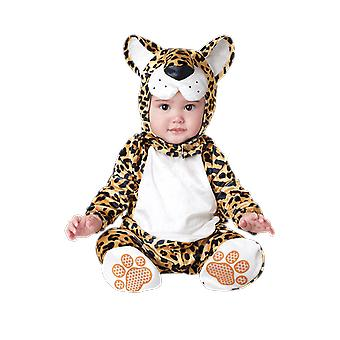 Baby Age 6 - 24 Months Leopard Animal Fancy Dress Costume