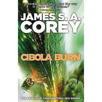 Cibola Burn by James S A Corey - 9780316334686 Book