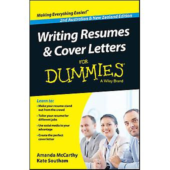 Writing Resumes and Cover Letters For Dummies (Australian & New Zeala