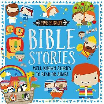 Five Minute Bible Stories by Make Believe Ideas - 9781860249952 Book