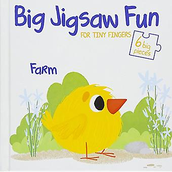 My Very First Puzzle Book - Farm by Yoyo Books - 9789463349352 Book