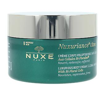NUXE Nuxuriance Ultra crème Corps Voluptueuse anti-âge 200 ml voor vrouwen