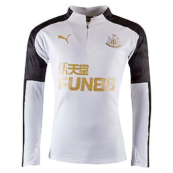 2019-2020 Newcastle Puma Training Fleece (White)