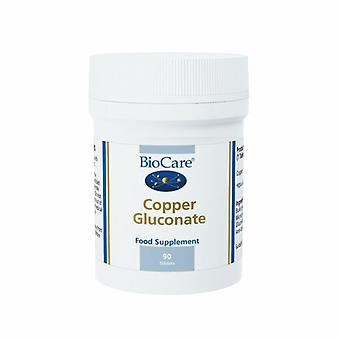 BioCare Copper Gluconate Tablets 90 (29690)