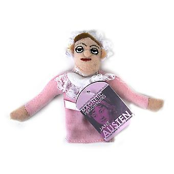 Finger Puppet - UPG - Austen Soft Doll Toys Gifts Licensed New 0145