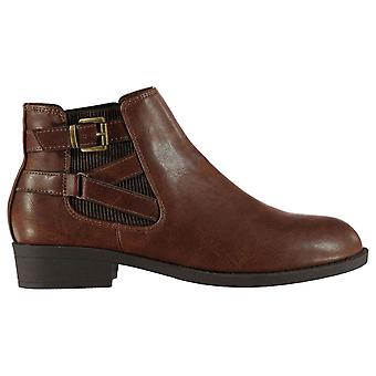 Miso Womens Cura Ladies Boots Casual Walking Formal Shoes