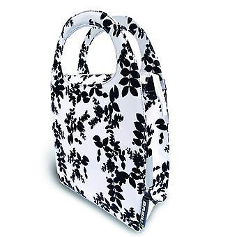Basil BASE7 Black/White women's bike shopping bag
